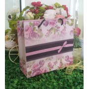 Paper Bag XL Romance Purple